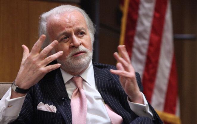 John Rizzo, ancien avocat général de la CIA © (dr)