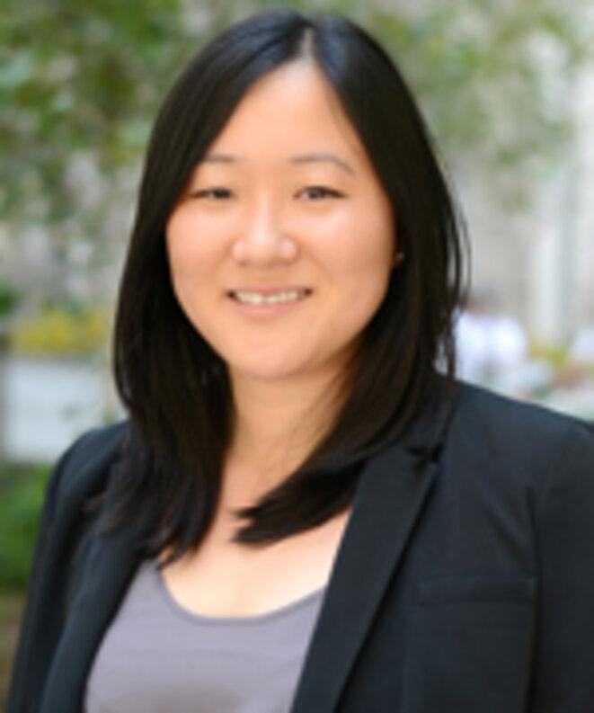 Sarah Dougherty, membre de Physicians for Human Rights