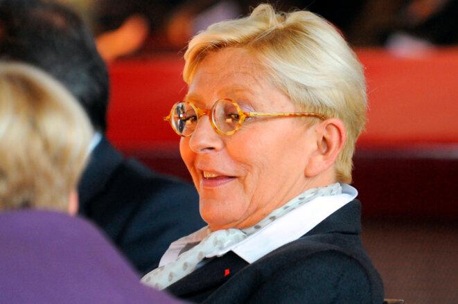 Isabelle Balkany, le 23 octobre 2009 © Reuters