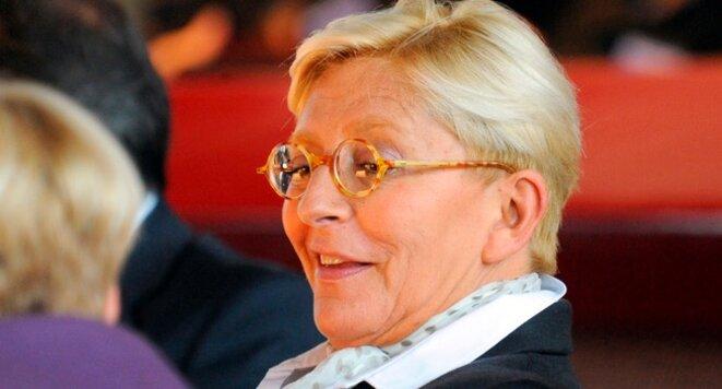 Isabelle Balkany en octobre 2009. © Reuters