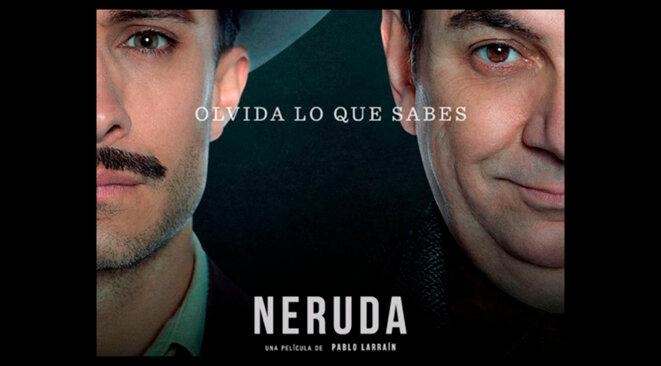 Neruda, film de Pablo Larraín