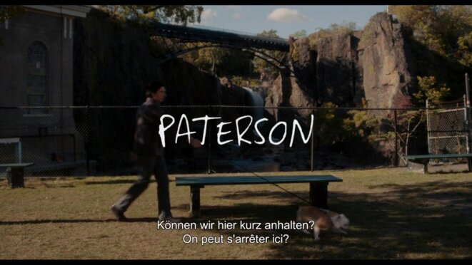Paterson, film de Jim Jarmusch