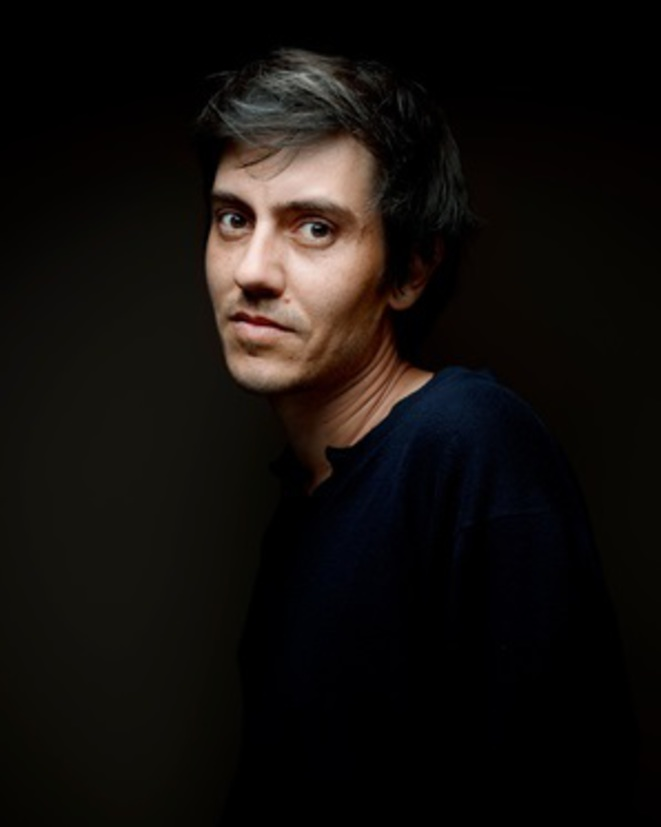 Sylvain Prudhomme © Jean-Luc Bertini