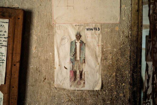 Portrait de Remenabila, ancien ennemi public numéro un donné pour mort. © Rijasolo / Riva Press
