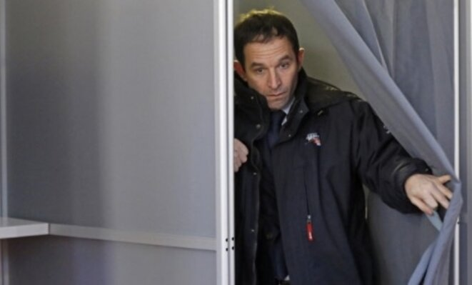 Benoît Hamon. © Reuters