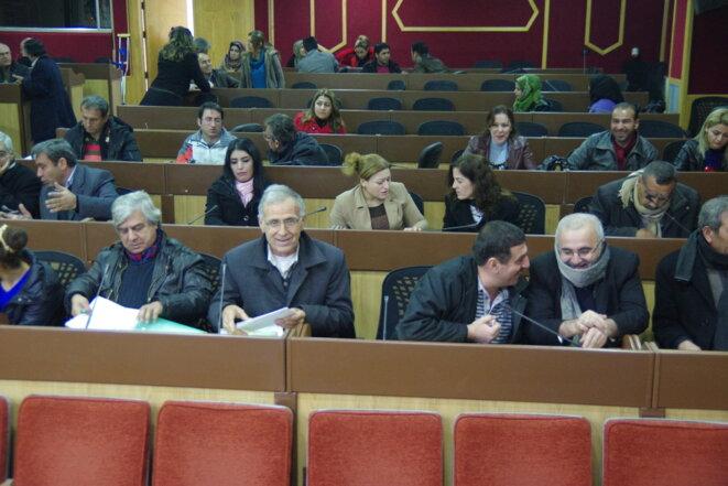 députés de l'assemblée législative de Cizîre