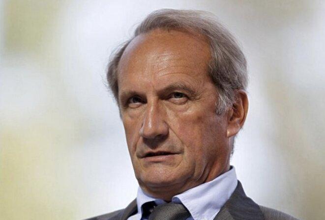Gérard Longuet, patron des sénateurs UMP de 2009 à 2011, puis ministre du gouvernement Fillon © Reuters