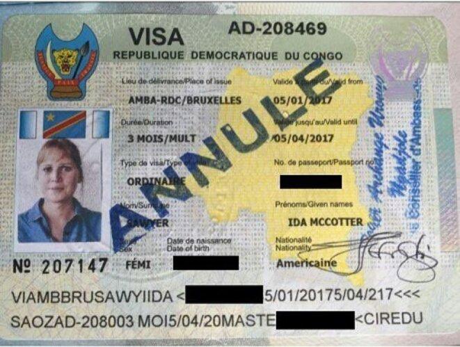Une chercheuse de Human Rights Watch expulsée — RD Congo