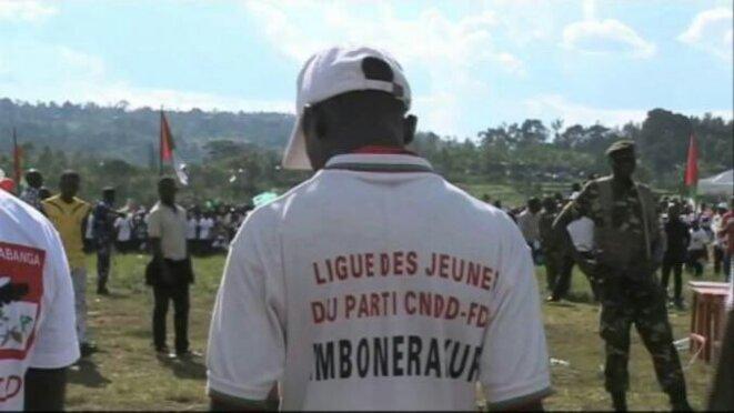 Des jeunes Imbonerakure qui sèment la terreur et tirent sur des citoyens paisibles © Elyse NGABIRE