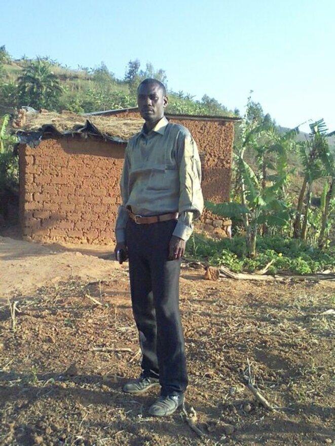 Thierry Nkurunziza © Elyse NGABIRE