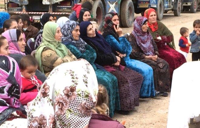 Assemblée de femme à Qamishlo