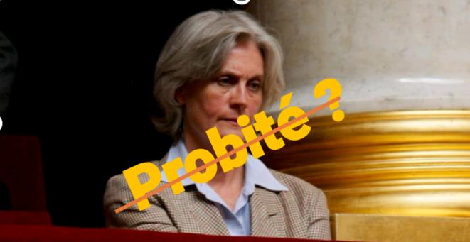 Affaire Pénélope Fillon : Probité ? © M. B