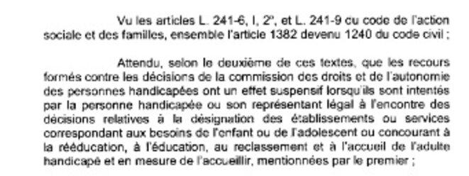 Arrêt de la Cour de Cassation du 19/01/2017