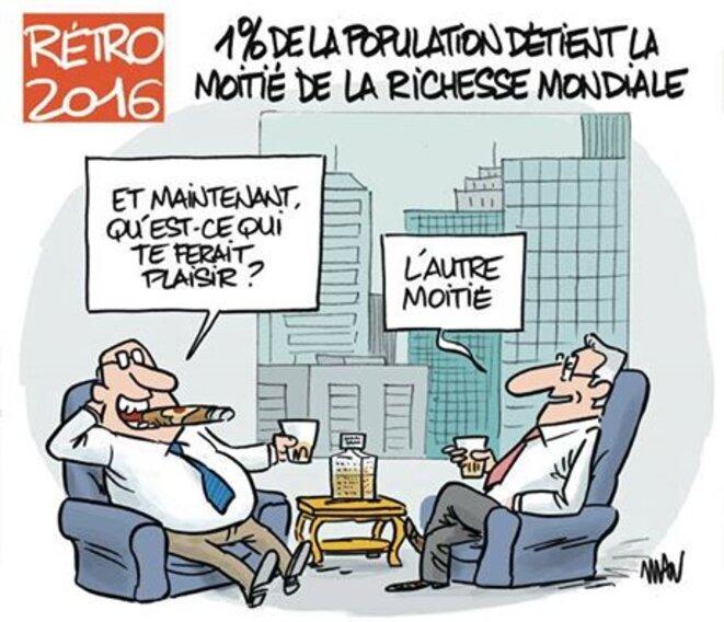 Oligarchie - Création monétaire
