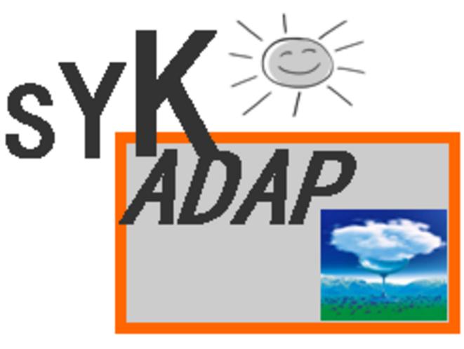 logo SykAdap © Bernard Cordier