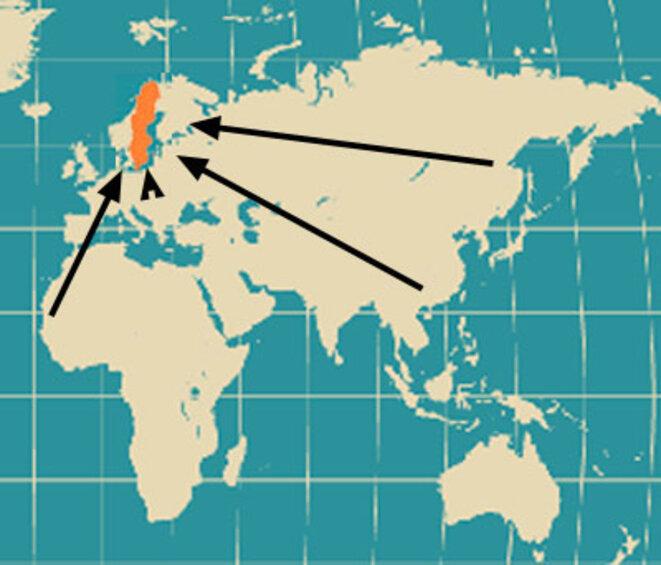 Immigration suédoise: seuls des groupes spécifiques d'immigrants - ceux des pays à faible revenu et ceux qui ont émigré peu avant ou pendant la grossesse - ont un risque accru d'autisme, suggère une nouvelle étude.