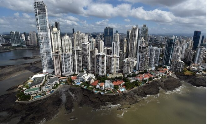 Panama City [AFP]