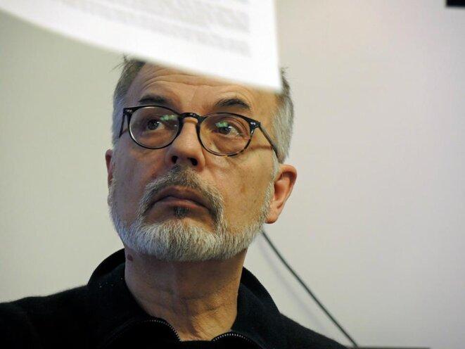 Alain Frappier © Gilles Walusinski