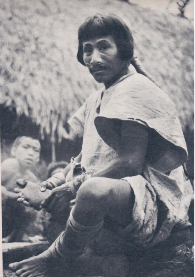 Chacobo 1967 © Jacques Meunier