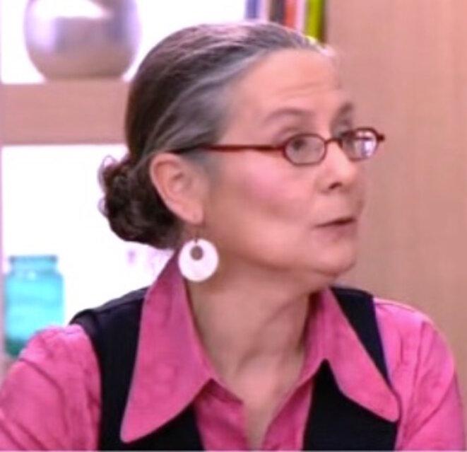 Mady Denantes © Capture d'écran du site France 5