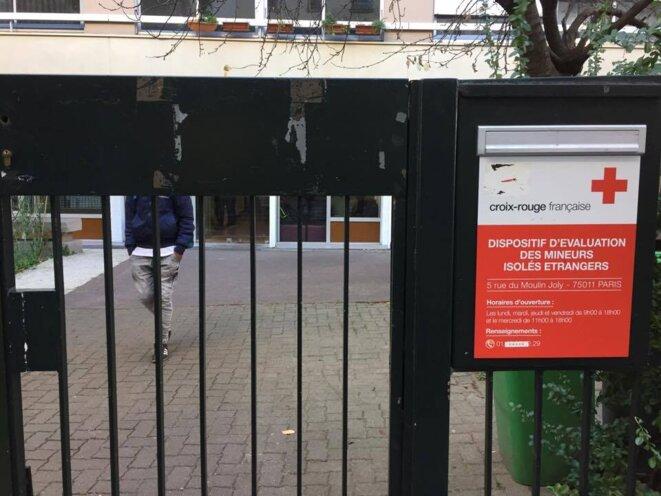 Au DEMIE (Paris, XIe), les entrées se font surtout le matin et rarement après 16h. © AC