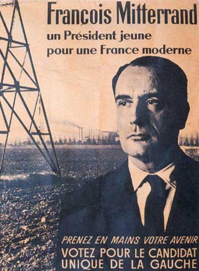 mitterrand-1965