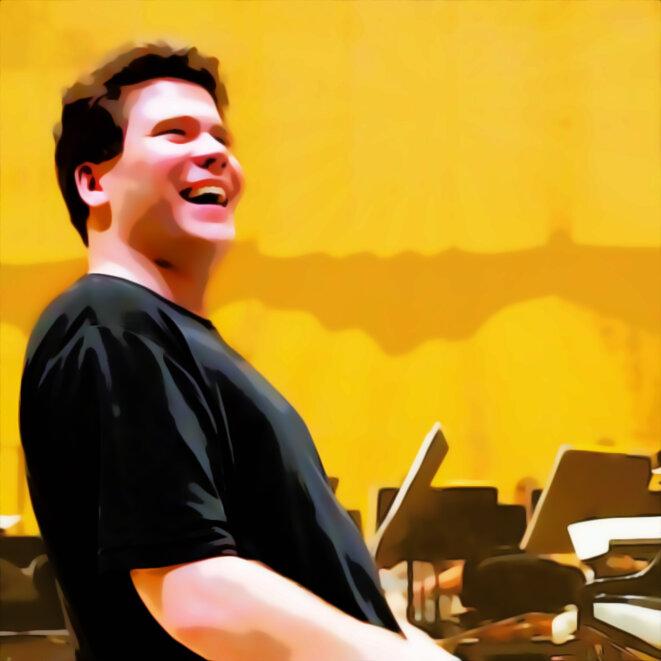 Denis Matsuev en répétition