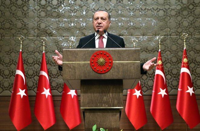 All powerful: Turkish President Recep Tayyip Erdogan. © Reuters