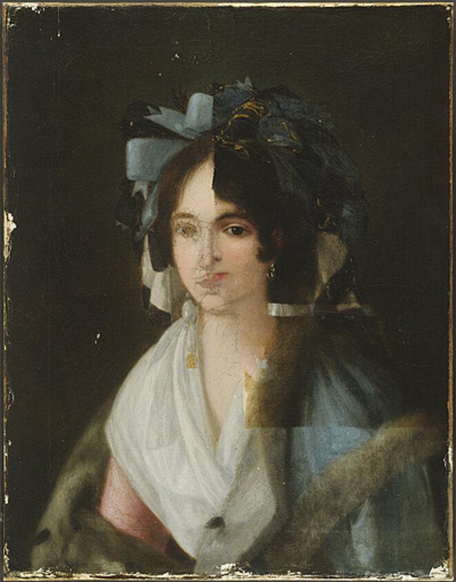 Faux Goya, Fogg Art Museum