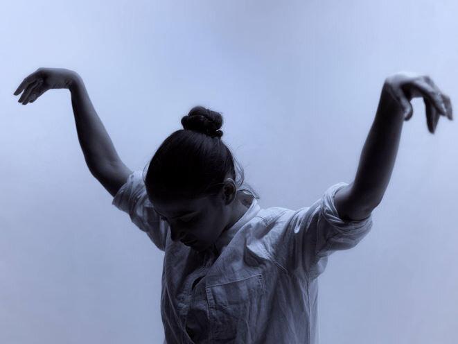 Tatiana Spivakova interprète « Cœur sacré » © Julien Saez