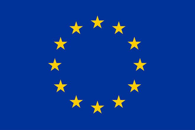 Drapeau de l'UE © UE