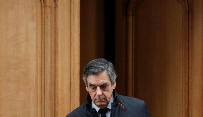 François Fillon © Reuters