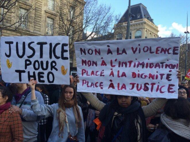 Place de la République, 18 février 2017 © JC