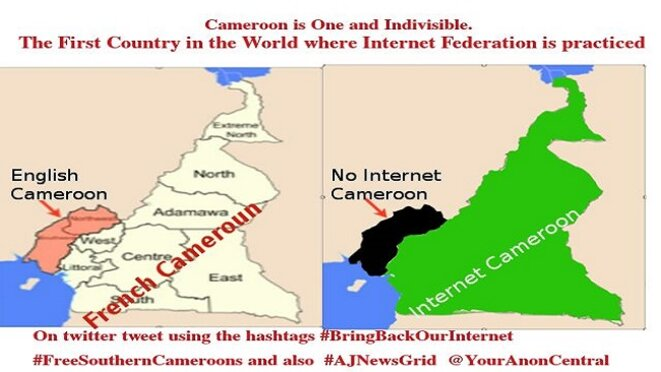 Cameroun-Crise anglophone: Non à la « sécession ...