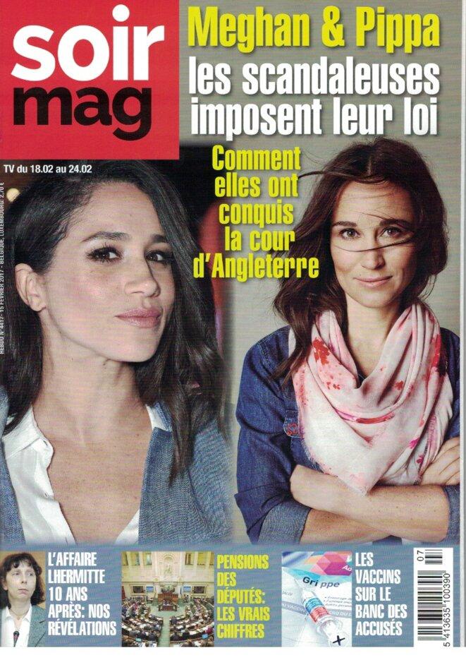 lesoirmag-couverture du n° du 15/02/2017