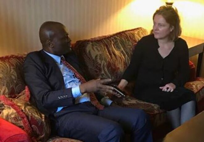 Interview avec 'Politique internationale'