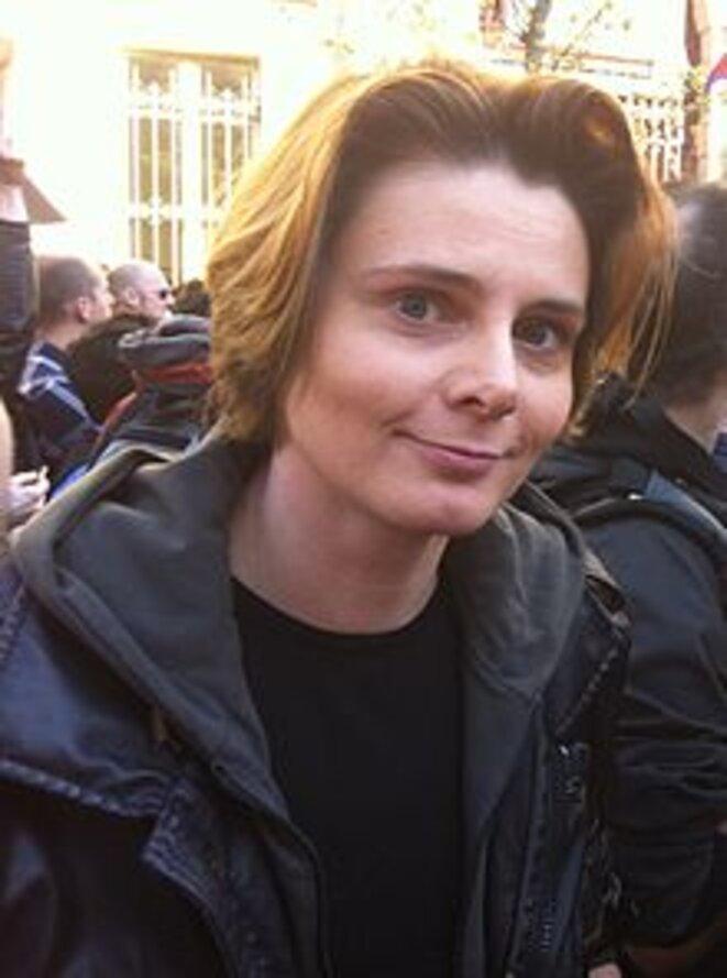 Caroline Fourest en 2013 à Paris