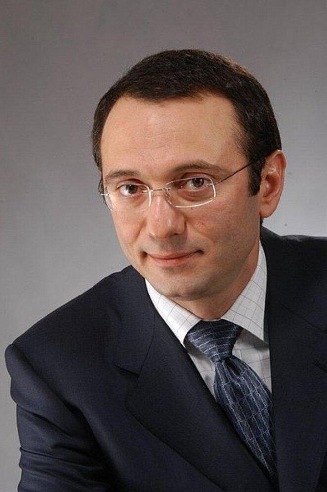 L'oligarque russe Suleyman Kerimov © DR