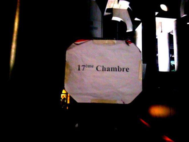 L 39 embuscade du tgi de bobigny chronique judiciaire du 8 for Chambre 13 tribunal bobigny