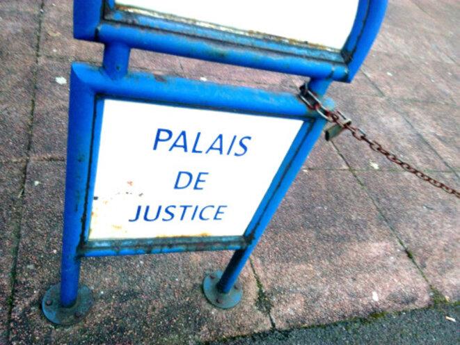 Tribunal de Bobigny © Quartiers libres