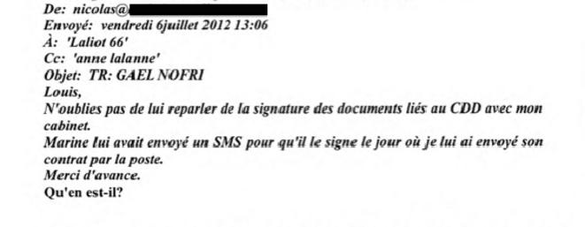 © Document Mediapart et Marianne