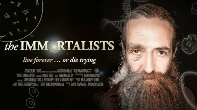 « The Immortalists » : « Live forever or die trying » - TheImmortalists.com