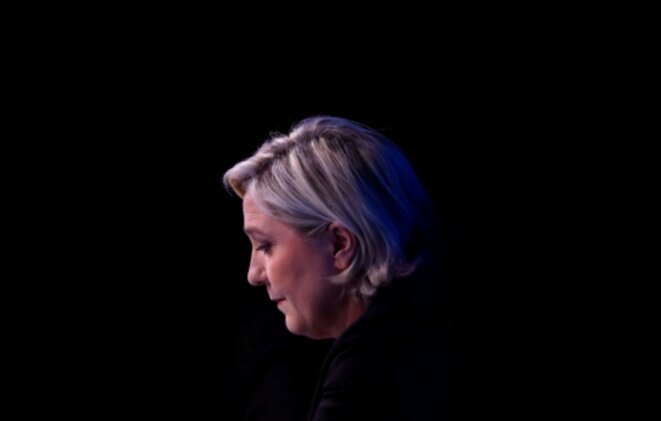 Marine Le Pen © Reuters