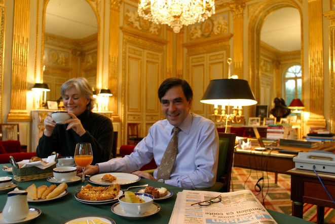 francois-fillon-penelope-breakfeast