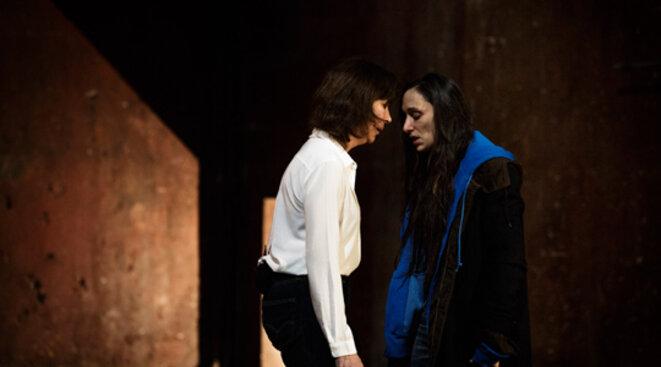 Anne Alvaro et Audrey Bonnet © Christophe Raynaud de Lage