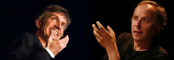 Olivier Sauton, Fabrice Luchini