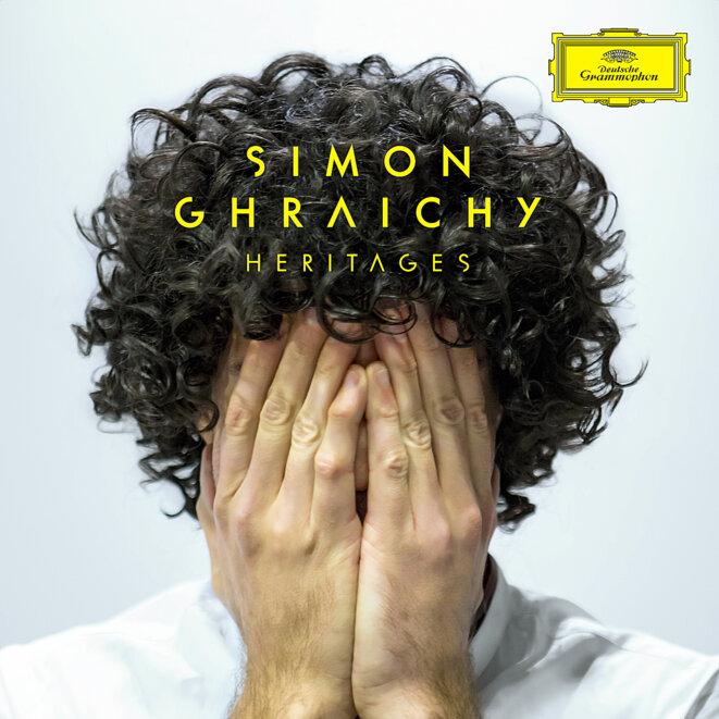 """Simon Ghraichy CD """"Héritages"""" Deutsche Grammophon"""
