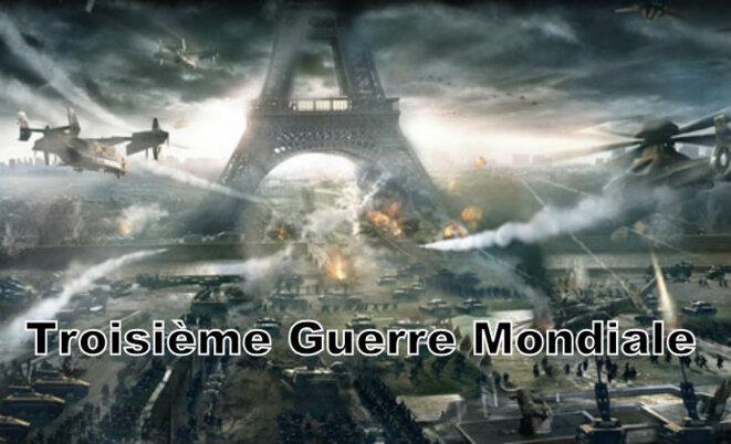 La 3 ème guerre mondiale bientôt ? © Pierre Reynaud