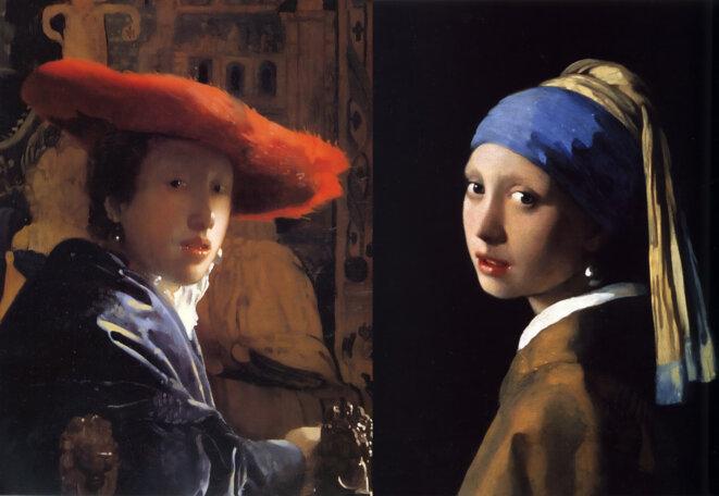 Vermeer Les absentes