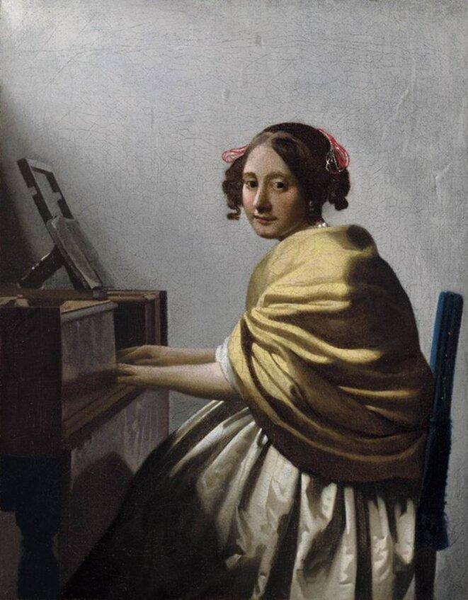 Ceci n'est pas un Vermeer